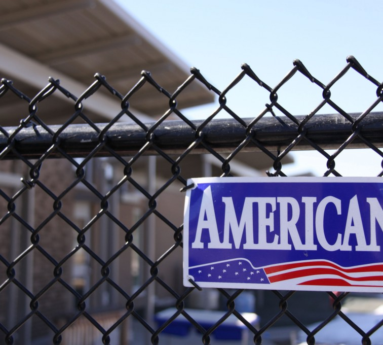 AFC Ames - Chain Link Fencing, Black Vinyl Chain Link Fence