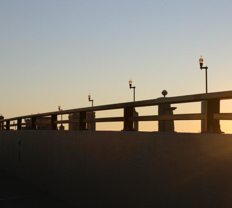 AFC Ames - Custom Railing