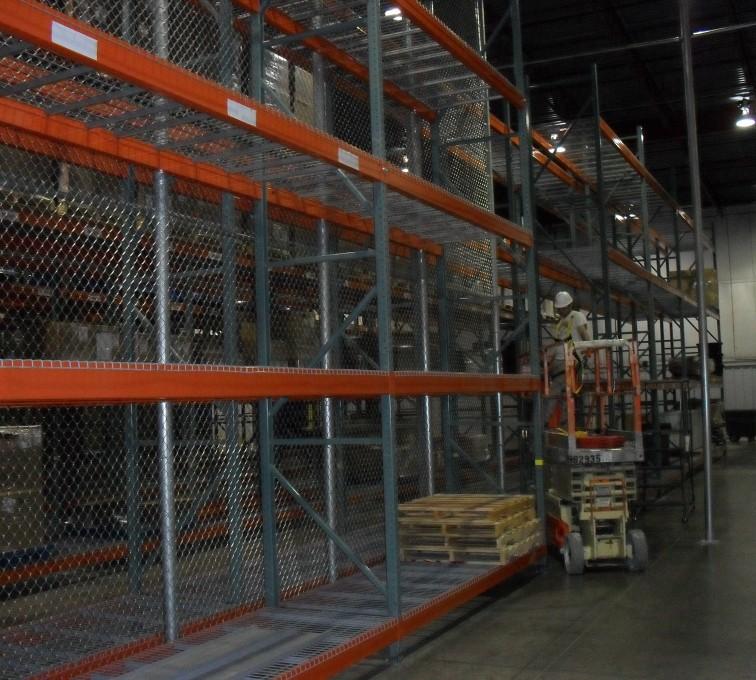 AFC Ames - Chain Link Fencing, Pfizer